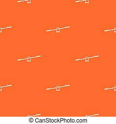 Seesaw pattern seamless - Seesaw pattern repeat seamless in...