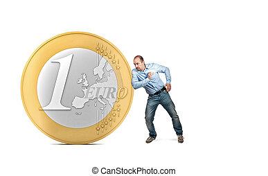 segítség, euro