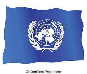 segnalatore nazioni unito