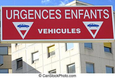 segnale emergenza