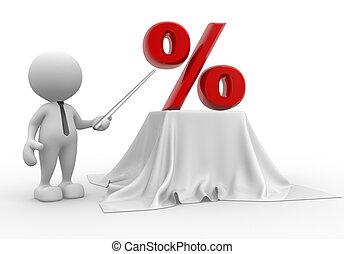 segnale percento