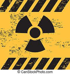 segnale, radiazione