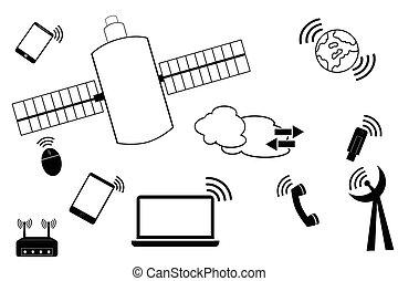 segnale, telecomunication