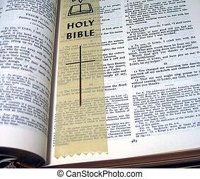 segnalibro, bibbia