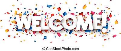 segno benvenuto