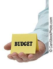 segno, budget, -, serie