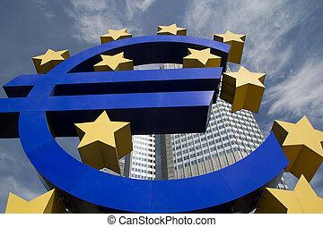 segno, euro