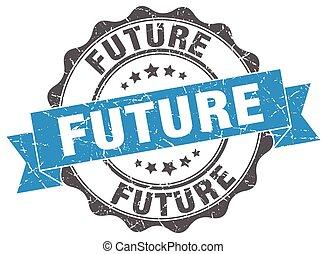 segno., futuro, stamp., sigillo