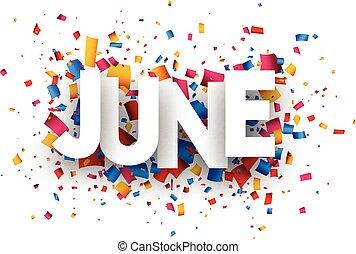 segno., giugno