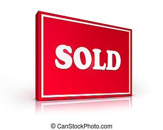 segno proprietà reale, -, venduto