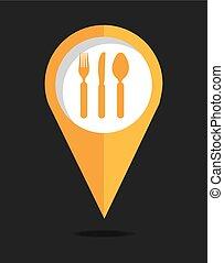 segno, ristorante