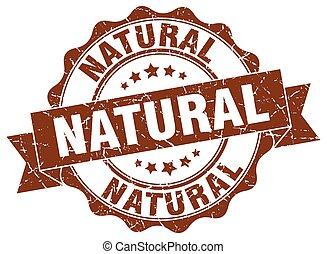 segno., stamp., naturale, sigillo