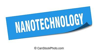 segno., sticker., nanotechnology., quadrato, peeler,...
