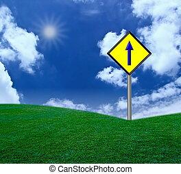 segno strada