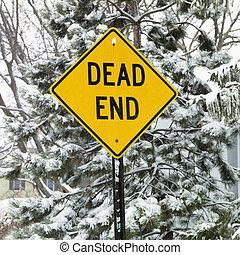 segno., strada, nevoso