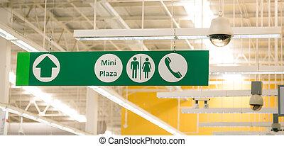 segno, supermercato
