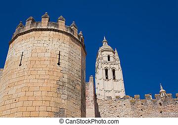 Segovia, Castilla y Leon, Spain