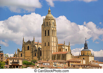 Segovia cathedral 03