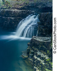 segredo, cachoeira
