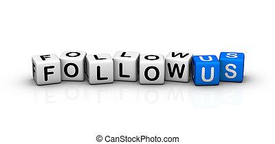 seguire, us!
