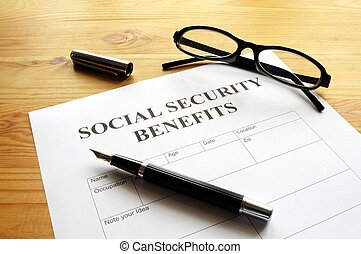 segurança, benefícios, social