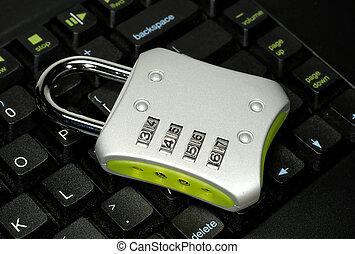 segurança, computador