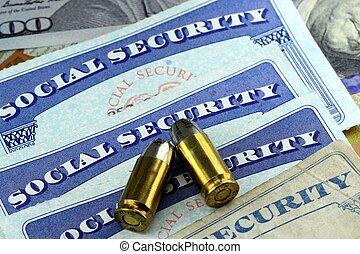 segurança, conceito, benefícios, social