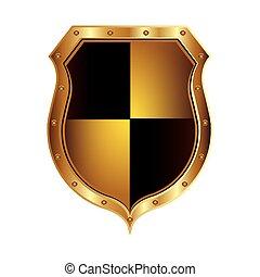 segurança, escudo, proteção