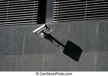 seguridad cámara del juez