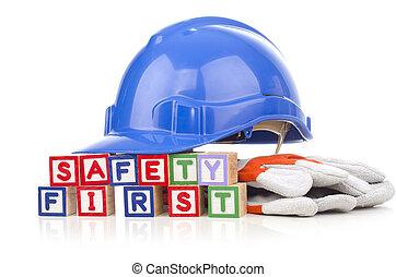 seguridad primero, concepto