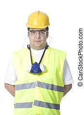 seguridad, uniforme