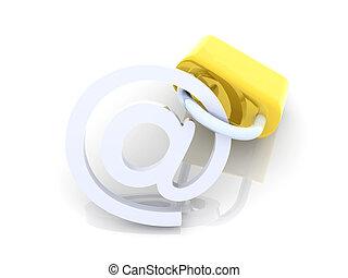 seguro, email