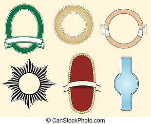 sei, elementi, per, logos