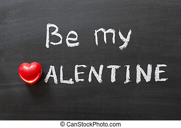 seien valentinskarte