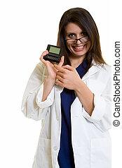 seitennummerierung, doktor