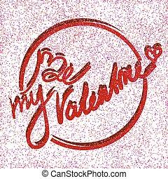 seja meu valentine