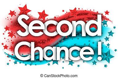 sekund, chans