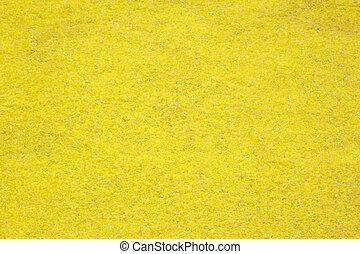 sel, bis, jaune