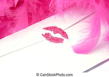 selado, beijo