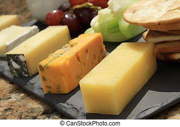 selección queso