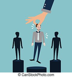 select best employee hire selection process remove fired