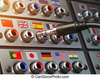 Select language. Learning, translate languages or audio ...