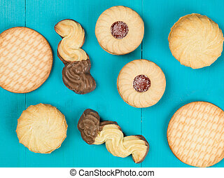Selection of Afternoon Tea Biscuits