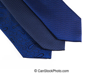 Selection of Blue Mens Ties