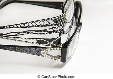 Selections of sparkle eye wear - Selection of frames sparkle...