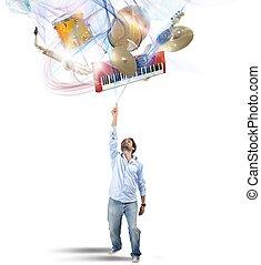 selecto, instrumento