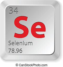 Tabla peridico selenio elemento render selenio dibujos selenio elemento urtaz Image collections