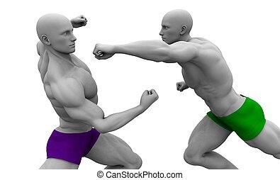 Self Defence or Self Defense