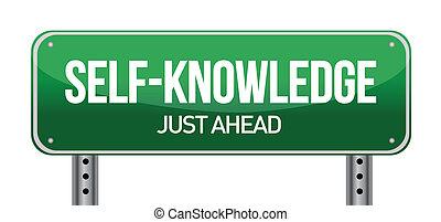 self-knowledge, wegaanduiding