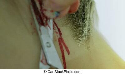 Self Mutilation Hear no Evil
